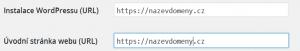 Wordpress nastavení SSL